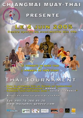 Thai Tournament I