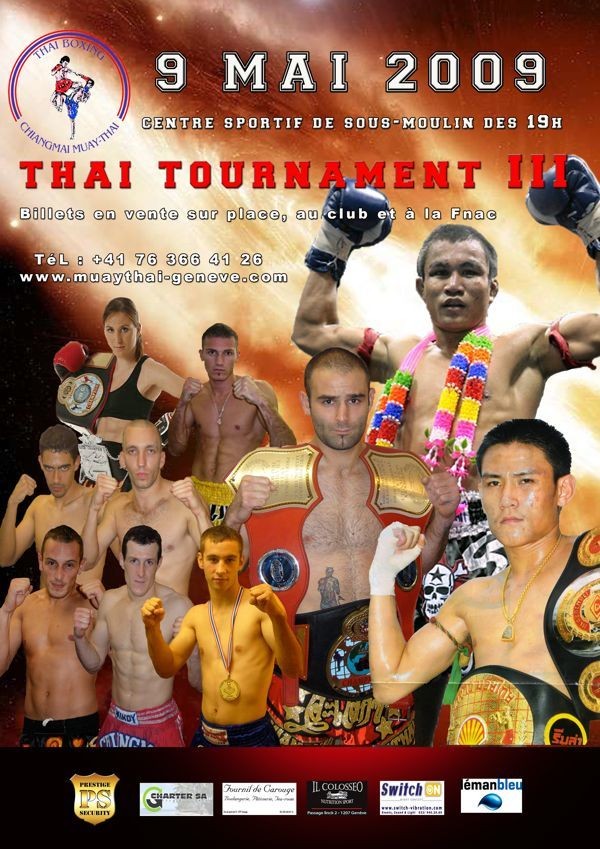 Thai Tournament III