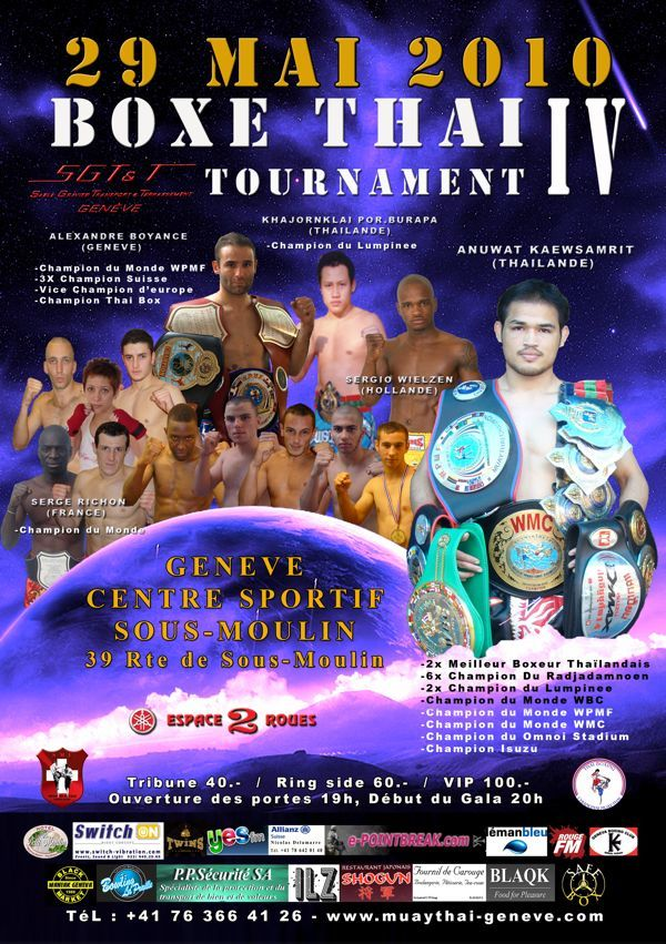 Thai Tournament IV