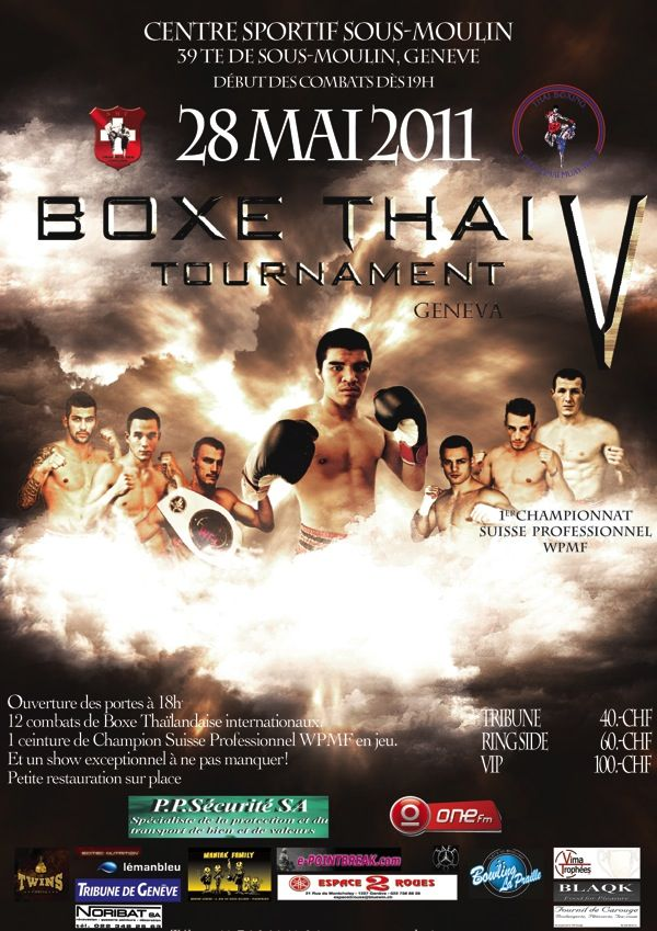 Thai Tournament V