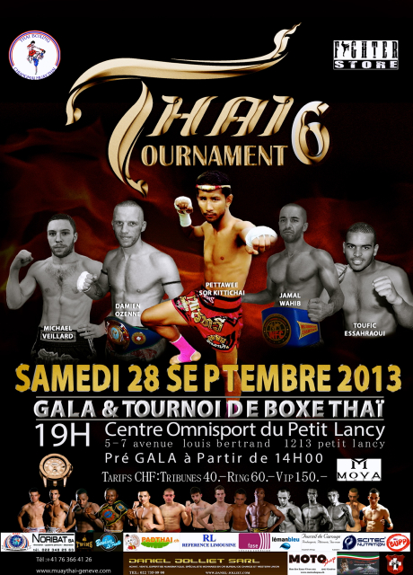 Thai Tournament VI