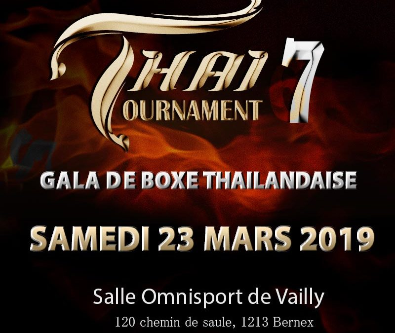 THAI TOURNAMENT 7
